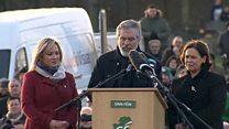 Gerry Adams: 'Martin McGuinness was not a terrorist'