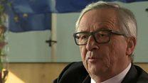Juncker on Brexit: 'It's a tragedy'
