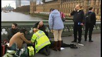 【ロンドン襲撃】「自分は死ぬんだと」 現場にいた人たちの声