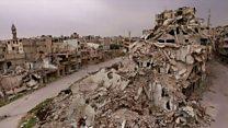 جهود ذاتية لإعادة بناء حمص