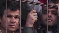 La polémica idea de Hungría de detener a los refugiados en contenedores