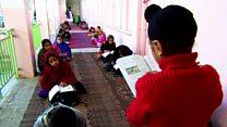 အာဖဂန်က ဟိန္ဒူနဲ့ဆိခ် ကလေးတွေအတွက် စာသင်ကျောင်း