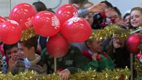 Suffolk schools celebrate Red Nose Day