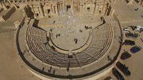 Город раздора: что будет дальше с древней Пальмирой?