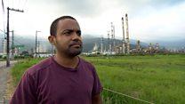 O engenheiro que cresceu sob chuva ácida e hoje luta contra poluição