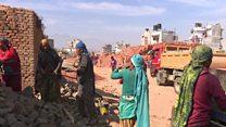 نيپال کې د خښتو بټۍ د نوې ټکنالوژۍ په مرسته له پاکې انرژۍ کار اخلي