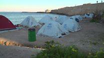سایه تنش ترکیه و اتحادیه اروپا بر سر مهاجران