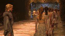مهرجان دبي للازياء يسلط الضوء على مصممين عرب