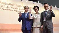 林郑月娥当选特首 香港市民怎么看?