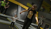 Are trampoline parks too dangerous?