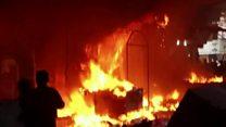 В иракском Мосуле произошли взрывы на рынке