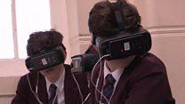 Віртуальна реальність на уроках історії