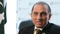 'مذاکرات کا تعطل دہشت گردوں کی حوصلہ افزائی'