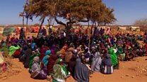 Somalie : les nomades victimes de la sècheresse