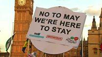 """Тревоги и волнения: как живется гражданам ЕС в Британии в преддверии """"брексита""""?"""