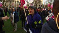 نگرانی سه میلیون اروپایی ساکن بریتانیا در آستانه آغاز روند خروج از اتحادیه اروپا