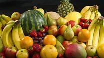 Buah-buahan 'membantu perkembangan otak' nenek moyang manusia