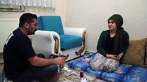 Çatışmalardan kaçan Kürtler referanduma bakışlarını anlattı