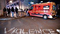 Paris: Cảnh sát và người biểu tình TQ đụng độ