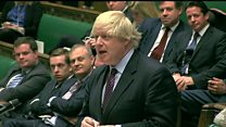 Boris Johnson likens US GCHQ claims 'to gnat on rhino'