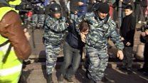 Как митинги в России усилили репутацию Навального
