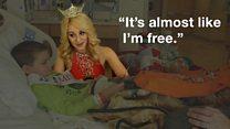 Beauty queen battling an invisible illness