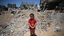 هل ينبغي الحديث إلى الأطفال عن الحروب؟