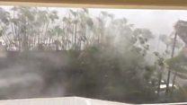ஆஸ்திரேலிய சூறாவளி: ஆயிரக்கணக்கானோர் வெளியேற்றம்