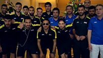 Syrie : l'équipe de football rêve du Mondial