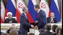 مزایا و موانع رابطه اقتصادی بین تهران و مسکو چیست؟
