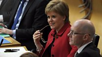 Holyrood backs call for Indyref2