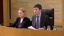پارلمان اسکاتلند یک بار دیگر از برگزاری همه پرسی استقلال استقبال کرد