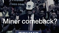 トランプ氏は石炭産業を蘇らせることができるのか