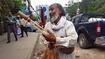 'মতি পাগলা' যে কারণে নগর বাউল
