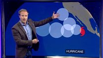 The differences between tropical storms