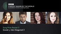 BBC Cardiff Singer of the World: 2017
