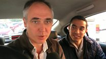 Uber's booming Egyptian market