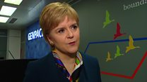 Sturgeon: 'Brexit is a leap in the dark'