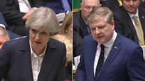 Brexit trigger provokes heated debate
