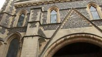 Reading Abbey restoration