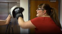 The GPs prescribing keep fit classes to patients with chronic illness