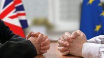 """Хроника событий: как британцы дошли до """"Брексита"""""""