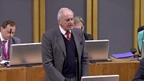 Neil Hamilton apology for 'suicide' remark