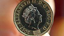 """Aprende inglés: Por qué la nueva moneda de una libra esterlina es """"la más segura del mundo"""""""