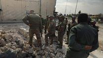 မိုဆူးလ်မှာ အီရတ်တပ်တွေ ရှေ့တိုးနိုင်