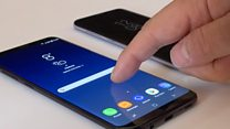 First look at Samsung's Galaxy S8 phones
