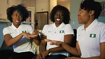 Q&A with the Nigerian bobsleigh team