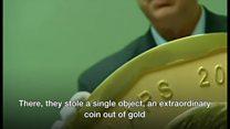 100キロのカナダ金貨 ドイツの博物館で盗難