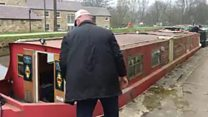 Is this Yorkshire's first ever floating classroom?