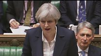 Watch: Theresa May statement on Article 50